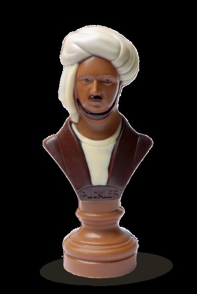 Schokoladenbüste