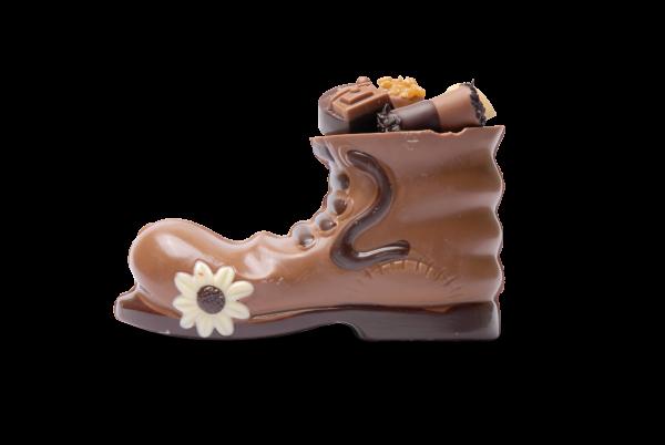 Schokoladen-Schuh