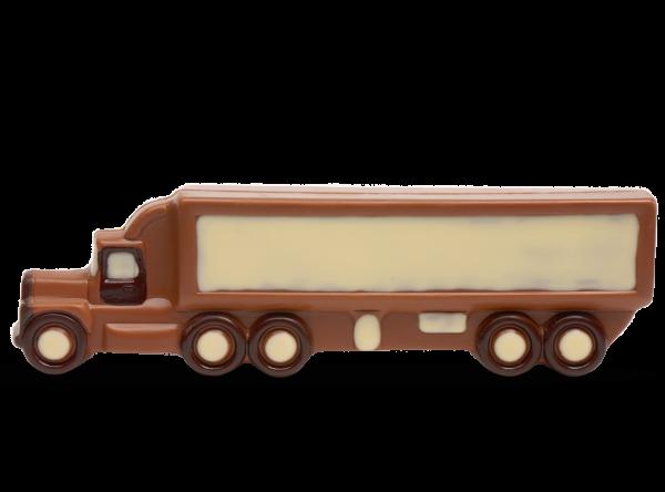 LKW aus Schokolade