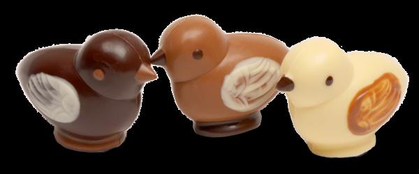 Schokoladenspatzen