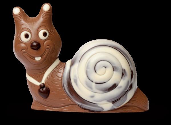Schokoladenschnecke