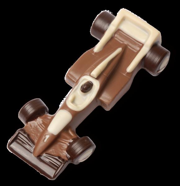 Ferrari aus Schokolade