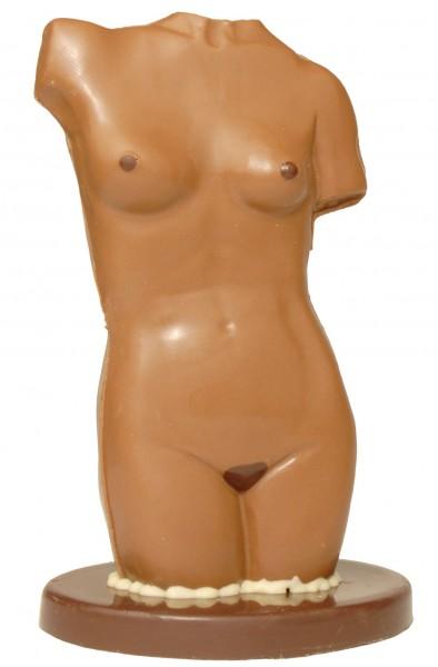 Eva aus Schokolade