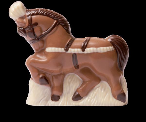 Schokoladenpferd