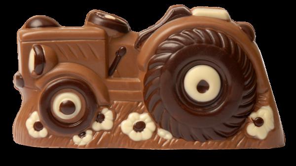 Schokoladentraktor